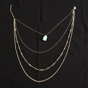 Layered Express Necklace